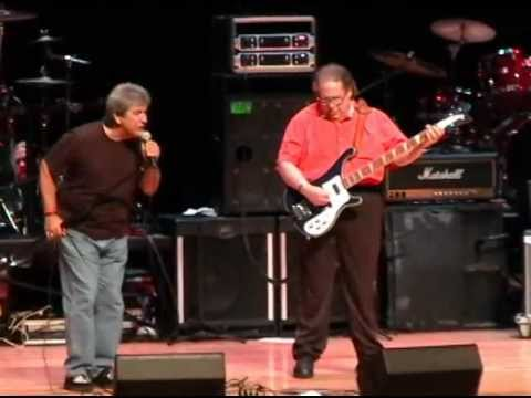 Atlanta Rhythm Section - Back Up Against The Wall (8-20-2011)