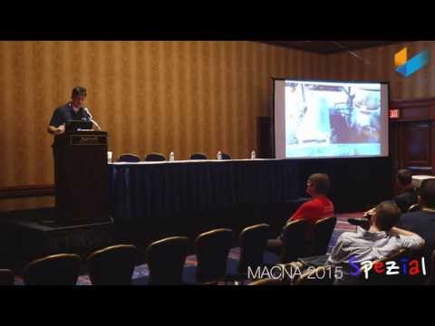 English MACNA Workshop: Triton Day 1 of 3 | MACNA 2015 | Meerwasser Live TV