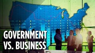 Should The U.S. Be Run Like A Business?