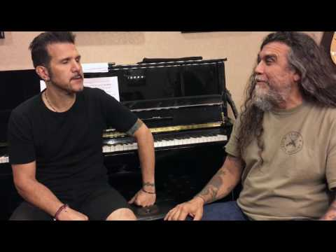 Talking Coffee with Charlie Benante: Episode #5 W/ Tom Araya
