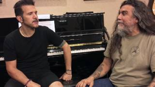 Talking Coffee with Charlie Benante: Episode #5 W/ Tom Araya