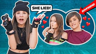 SPYING on my BEST FRIEND for 24 HOURS Challenge **SECRET BOYFRIEND** 💔| Piper Rockelle