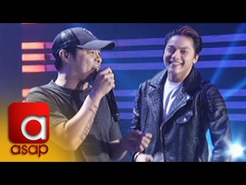 ASAP: Chito Miranda and Daniel Padilla sing 'Mr. Suave'