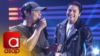 """ASAP: Chito Miranda and Daniel Padilla sing """"Mr. Suave"""""""
