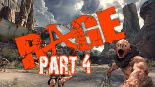 RAGE Walkthrough Part 4 The Missing Parts DUNE BUGGY!!! Let's Play (Gameplay & Commentary)