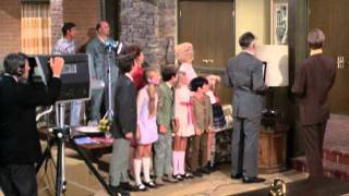 The Brady Bunch - The Best Father Award