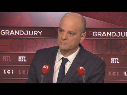 Le Grand Jury de Jean-Michel Blanquer, le 10 décembre 2017