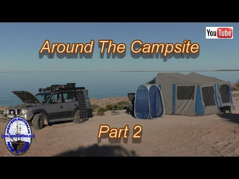 Around The Campsite - Part 2/2 - Hints, Tips And Info