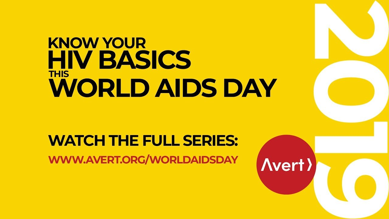 World AIDS Day 2019 – Know your HIV basics