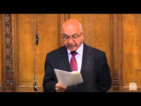 Virendra Sharma MP questions the Chancellor of the Exchequer 21.7.15