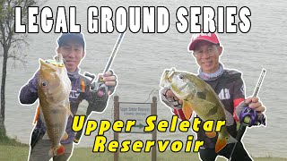 Legal Fishing Ground Series EP6 Upper Seletar Reservoir