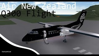 ROBLOX | Air New Zealand Q300 Flug. (Hosting)