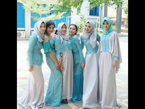 Model Gamis Perpisahan Sekolah Modren Dan Elegant