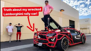 ALEX CHOI REVEALS TRUTH ABOUT HIS MISSING LAMBORGHINI!