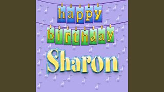 Cover images Happy Birthday Sharon (Personalized)