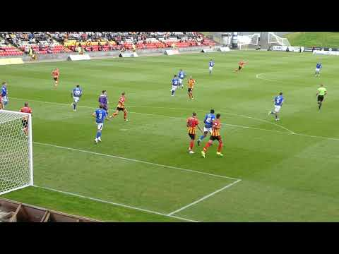Partick Thistle Queen Of South Goals And Highlights