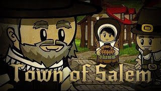 town of salem | w/ jazzy and nova | lets kill everyone!