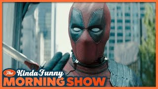 Deadpool 2 Final Trailer Reacts - The Kinda Funny Morning Show 04.19.18