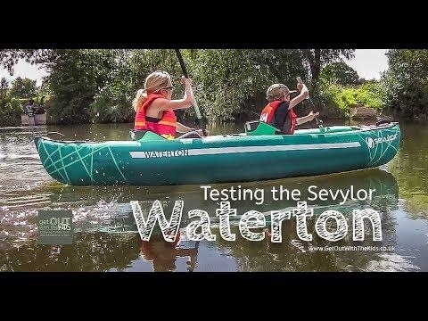 Sevylor Waterton Maiden Voyage