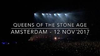 Queens of the Stone Age - Amsterdam (12 nov 2017) thumbnail