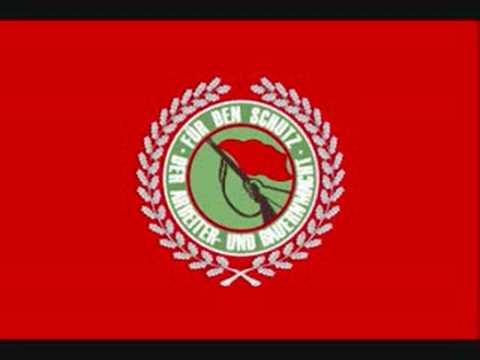Marsch der Kampfgruppen