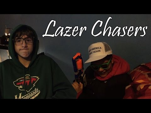 Lazer Chasers - SHORT FILM