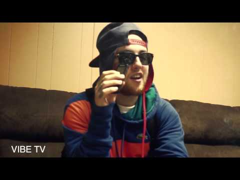 Mac Miller tells artist how to start in the music business 2012