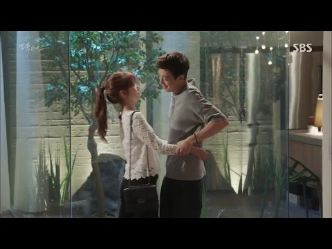 [Doctors] 닥터스 Kim rae won park shin hye kiss scene - Romantic scene - love scene - smile scene