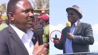 """ONA MAGUFULI Alivyomuwashia MOTO Mkurugenzi Huyu """"NILETEENI SIMU"""""""
