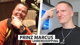 Justin reagiert auf Prinz Marcus 500.000€ Uhr.. | Reaktion