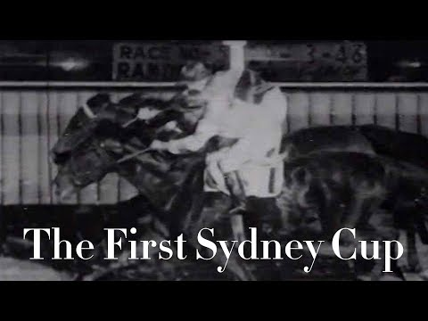 ATC TV: The First Sydney Cup