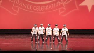 Incredible Little Boys Dancing - J CREW - Kids Hip Hop Dance Crew 2016