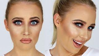 How Intense Can I Make My Makeup?!? | Lauren Curtis