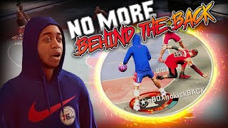 Did PATCH 10 Just KILL The BEHIND THE BACK 🧀? - NBA 2K20 Park