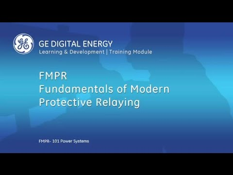 FMPR-103 pt3 l  Power Systems Protection (Circuit Breaker Theory) v1