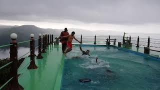 Misty hills panchalimedu - swimming pool in mountain