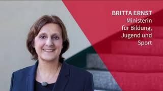 Digital Summit 2020 - Beitrag Britta Ernst