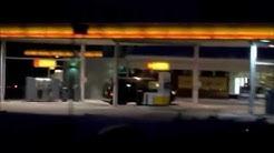 Hirvaskangas truck stop.