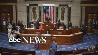 House passes $2T relief package l ABC News