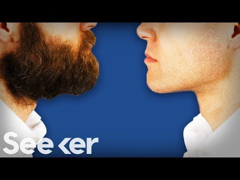 Why Some Men Can't Grow Beards