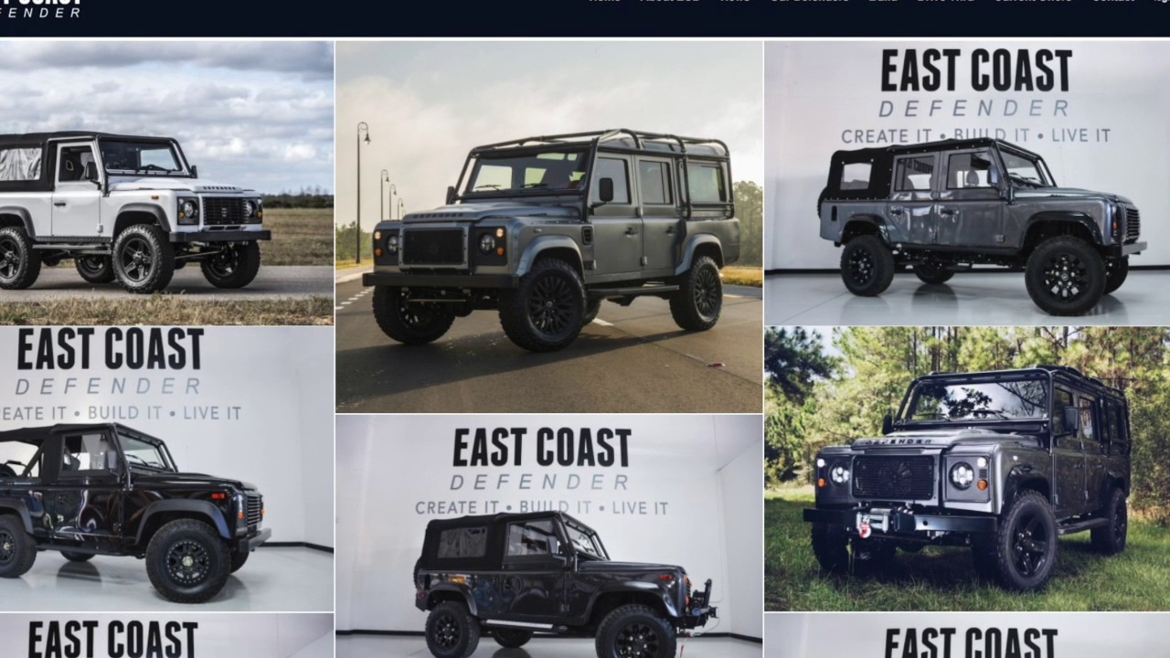 Importing Land Rover Defender into the U.S. Part II - YouTube