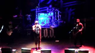 "P.O.D. - ""Am I Awake"" - Live @ House Of Blues  Anaheim   8-21-15"