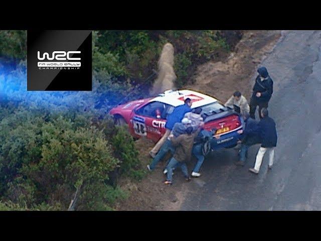 WRC - Corsica linea - Tour de Corse 2019: FLASHBACK