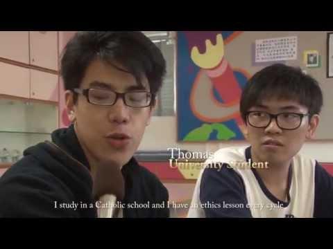 Sex Education in Hong Kong
