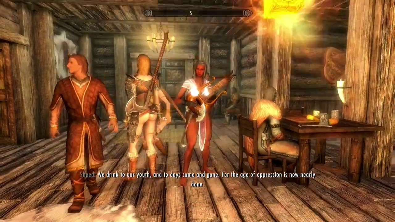 Oak Iv Skyrim S01 E08 Let S Play And Mod Showcase By Oak Iv