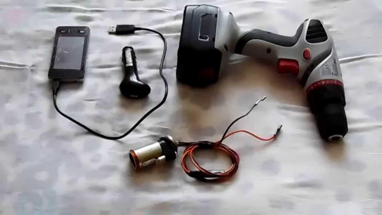 Внешний аккумулятор для фотоаппарата своими руками