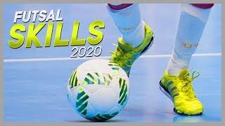 Сумасшедшие ФИНТЫ И ГОЛЫ ФУТЗАЛ 2020 Великолепные финты в мини футболе Финты и Голы под Музыку 2020