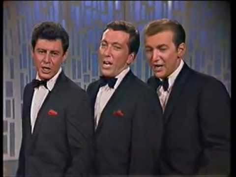 Andy Williams, Bobby Darin & Eddie Fisher - Do-Re-Mi