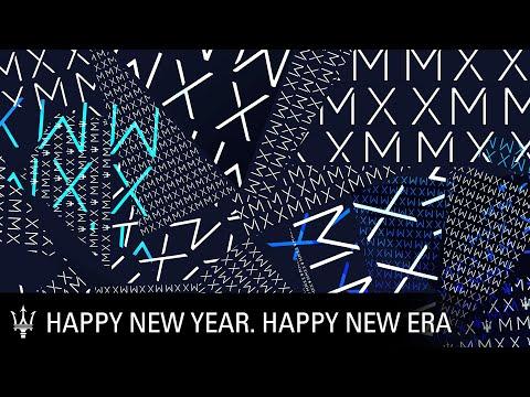 Happy new year, happy new era.
