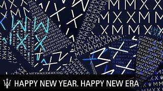Happy new year happy new era